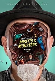 Bobcat Goldthwait's Misfits & Monsters Poster