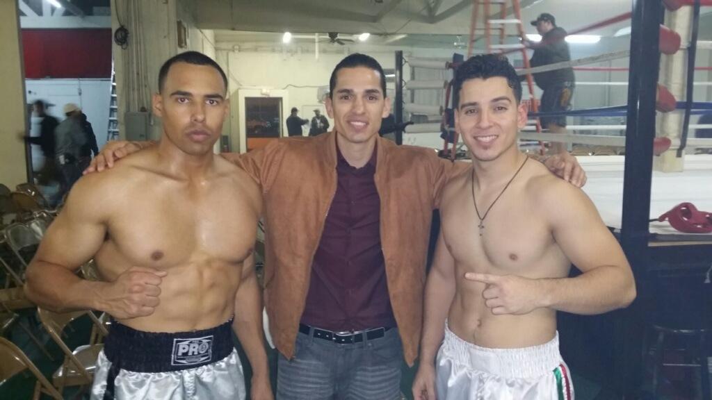 Matthew Jordan, Adam Gonzalez, Jorge Garcia