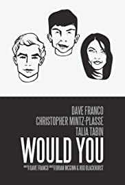 Would You Poster