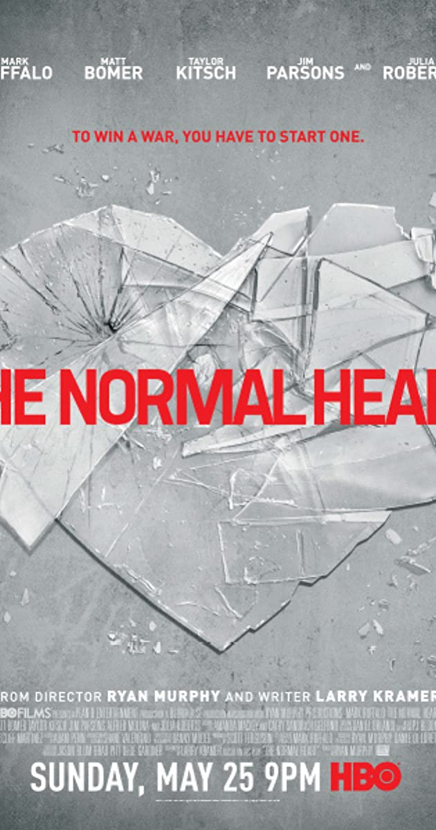 Subtitle of The Normal Heart