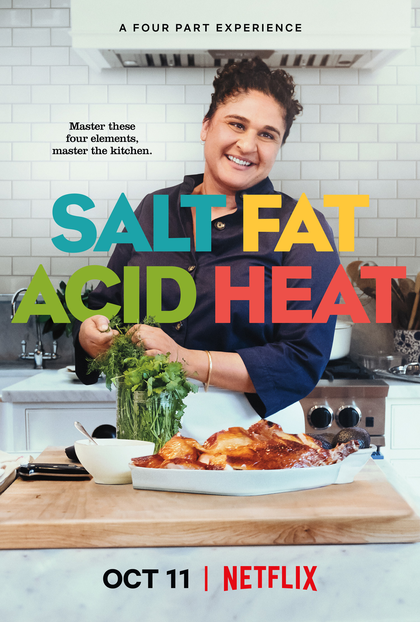 Salt Fat Acid Heat (TV Series 2018– ) - IMDb