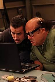 Danny DeVito and Rob McElhenney in It's Always Sunny in Philadelphia (2005)