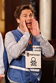 Rob Lowe and Matt Walsh in Parks and Recreation (2009)