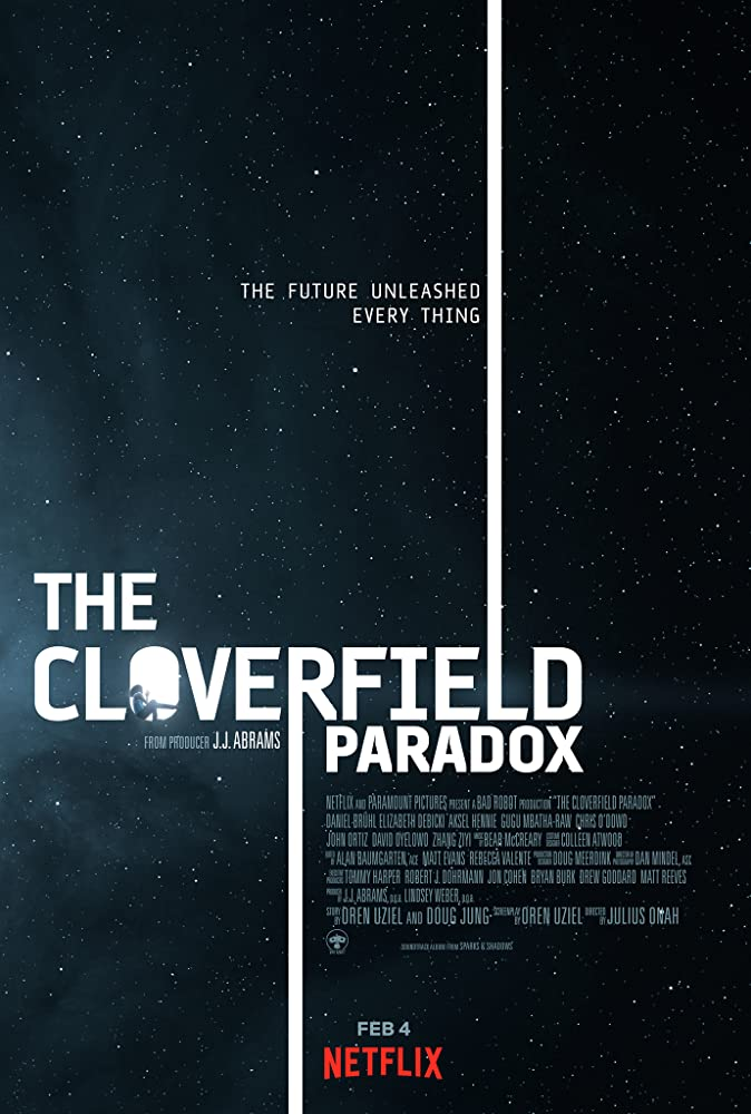 The Cloverfield Paradox (2018) Streaming VF