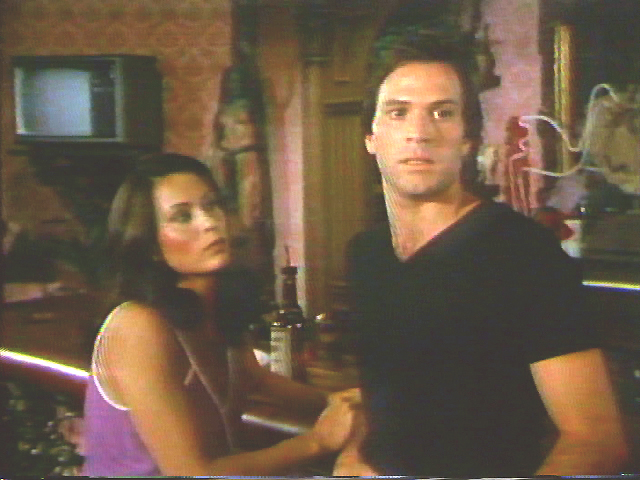 Joel Bailey, Cristina Raines -  Flamingo Road, NBC