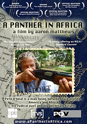 Where to stream A Panther in Africa