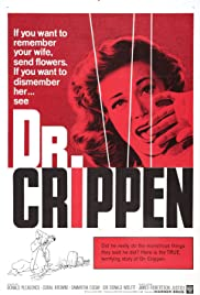 Dr. Crippen (1963) Poster - Movie Forum, Cast, Reviews