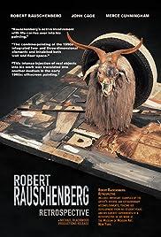 Robert Rauschenberg: Retrospective Poster