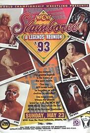 WCW Slamboree 1993 Poster