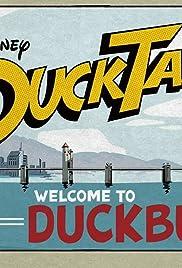 Welcome to Duckburg - DuckTales Poster