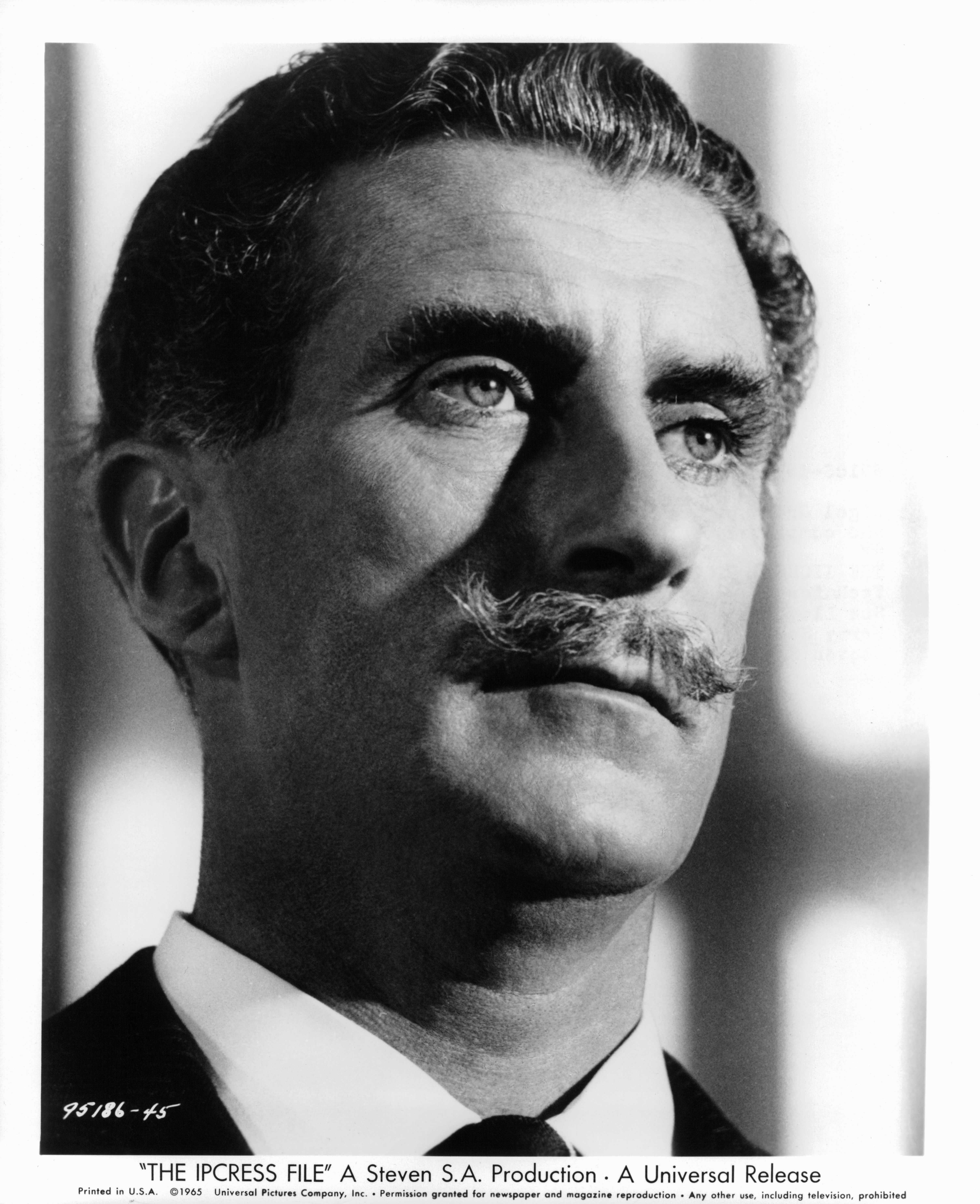 Nigel Green (1924?972 (born in Pretoria, South Africa)