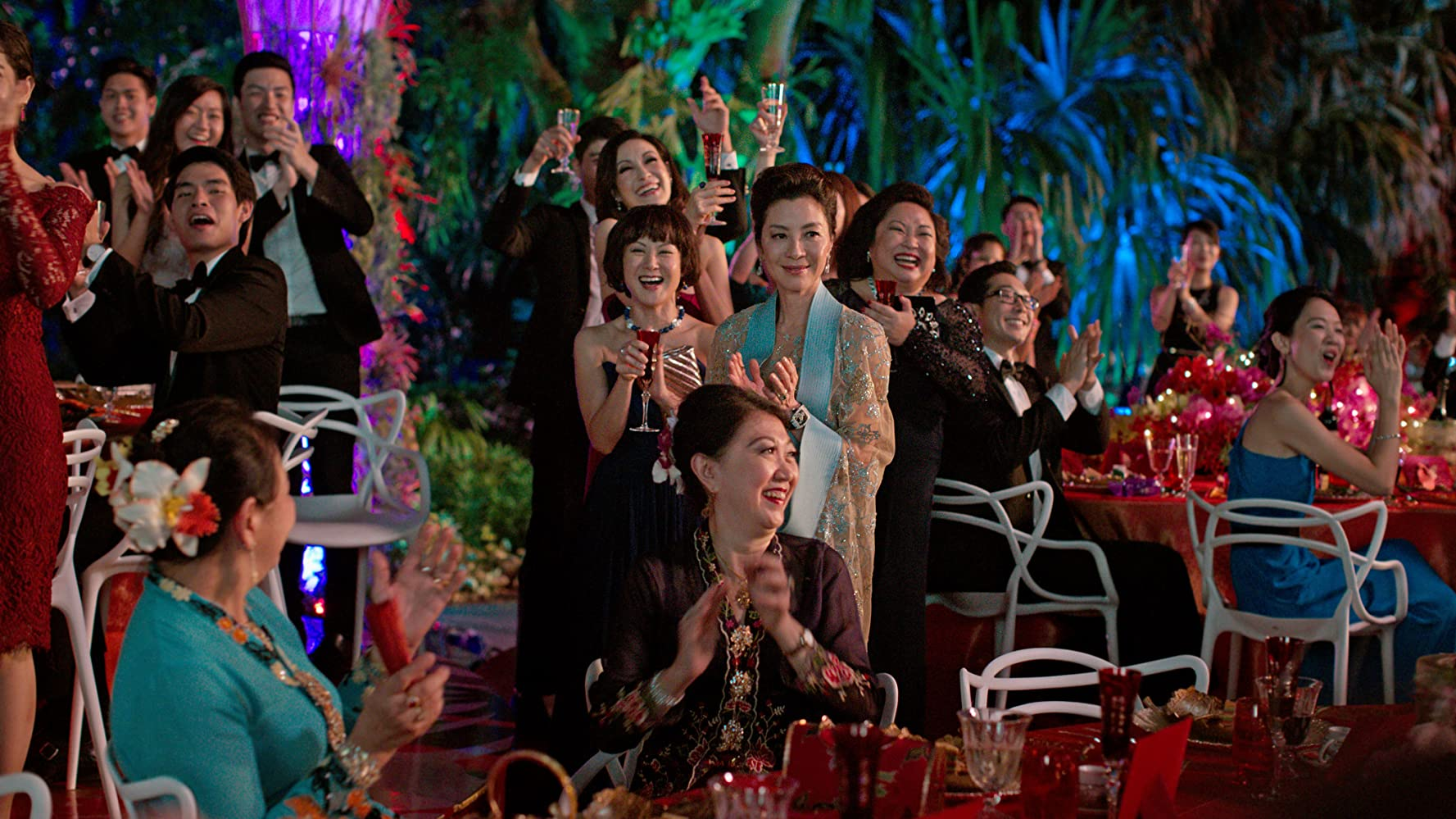 Michelle Yeoh in Crazy Rich Asians (2018)