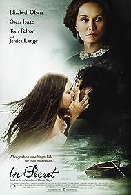 Jessica Lange, Elizabeth Olsen, and Oscar Isaac in In Secret (2013)