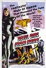 Devil Girl from Mars Poster