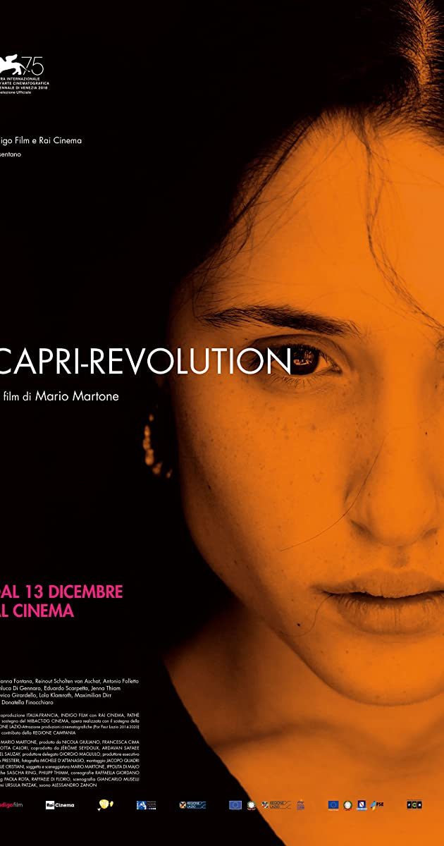 Capri-Revolution (2018) Subtitles