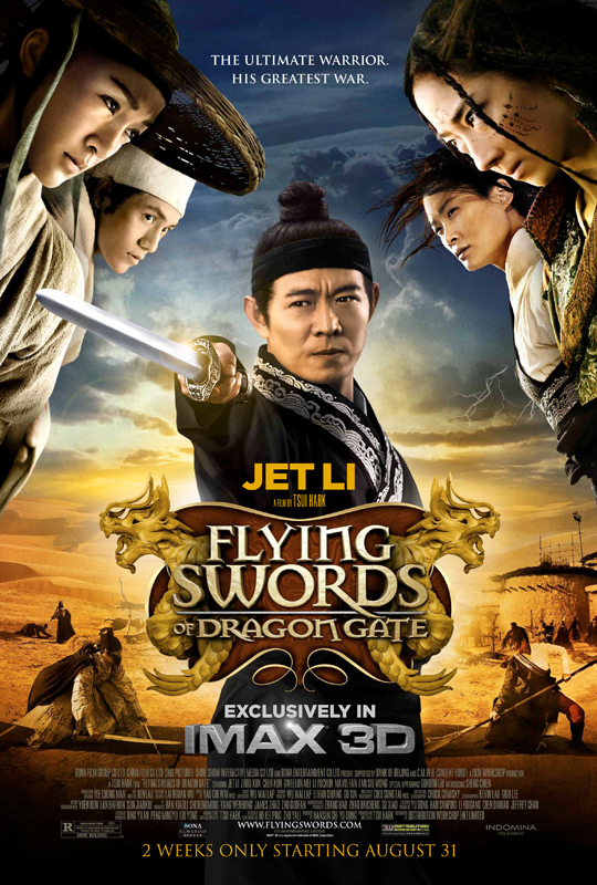 Flying Swords of Dragon Gate (2011) Hindi Dubbed