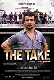 The Take Poster