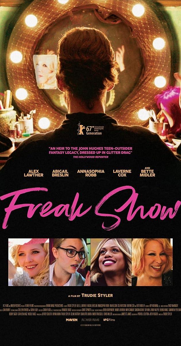 Subtitle of Freak Show