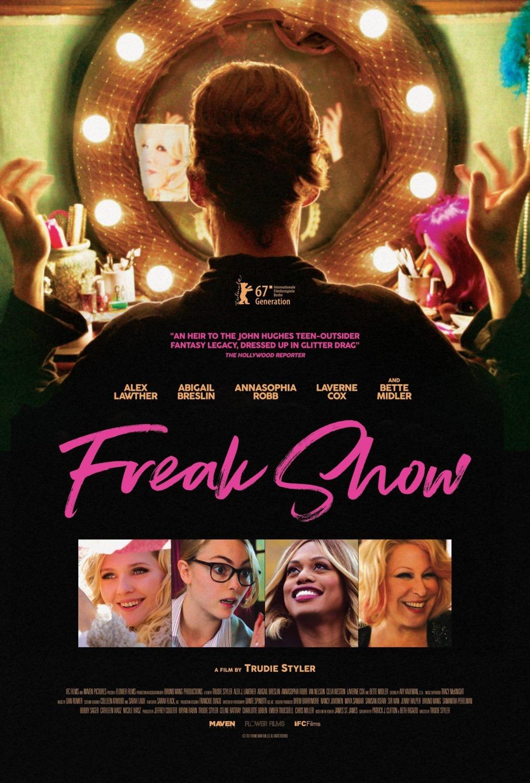 Freak Show (2017) WEBRip 720p