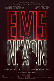 Kevin Spacey and Michael Shannon in Elvis & Nixon (2016)