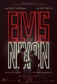 Elvis & Nixonเอลวิส พบ นิกสัน