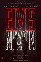 Elvis & Nixon (2016) Poster