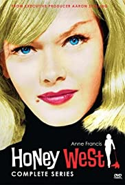 Honey West Poster