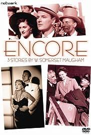 Encore(1951) Poster - Movie Forum, Cast, Reviews