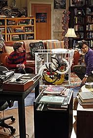 Johnny Galecki, Simon Helberg, Jim Parsons, and Kunal Nayyar in The Big Bang Theory (2007)