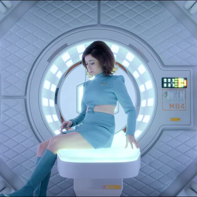 Cristin Milioti in Black Mirror (2011)