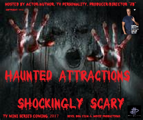 Haunted Attractions: Shockingly Scary