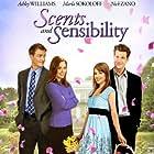 Marla Sokoloff, Ashley Williams, Nick Zano, and Brad Johnson in Scents and Sensibility (2011)