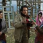 Fatemah Motamed-Aria, Bahram Radan, and Jaleh Sameti in Gilane (2005)