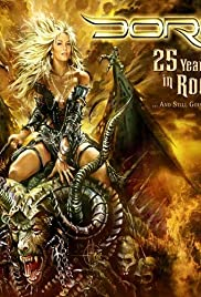 Doro 25 Years In Rock Poster