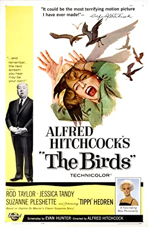 The Birds Poster Image