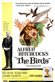 The Birds (1963) Poster - Movie Forum, Cast, Reviews