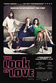 Steve Coogan, Anna Friel, Tamsin Egerton, and Imogen Poots in The Look of Love (2013)