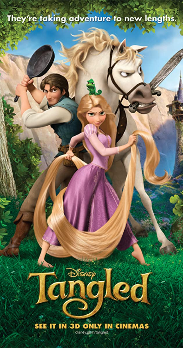 Play or Watch Movies for free Tangled (2010)