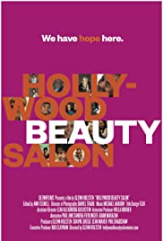 Hollywood Beauty Salon Poster