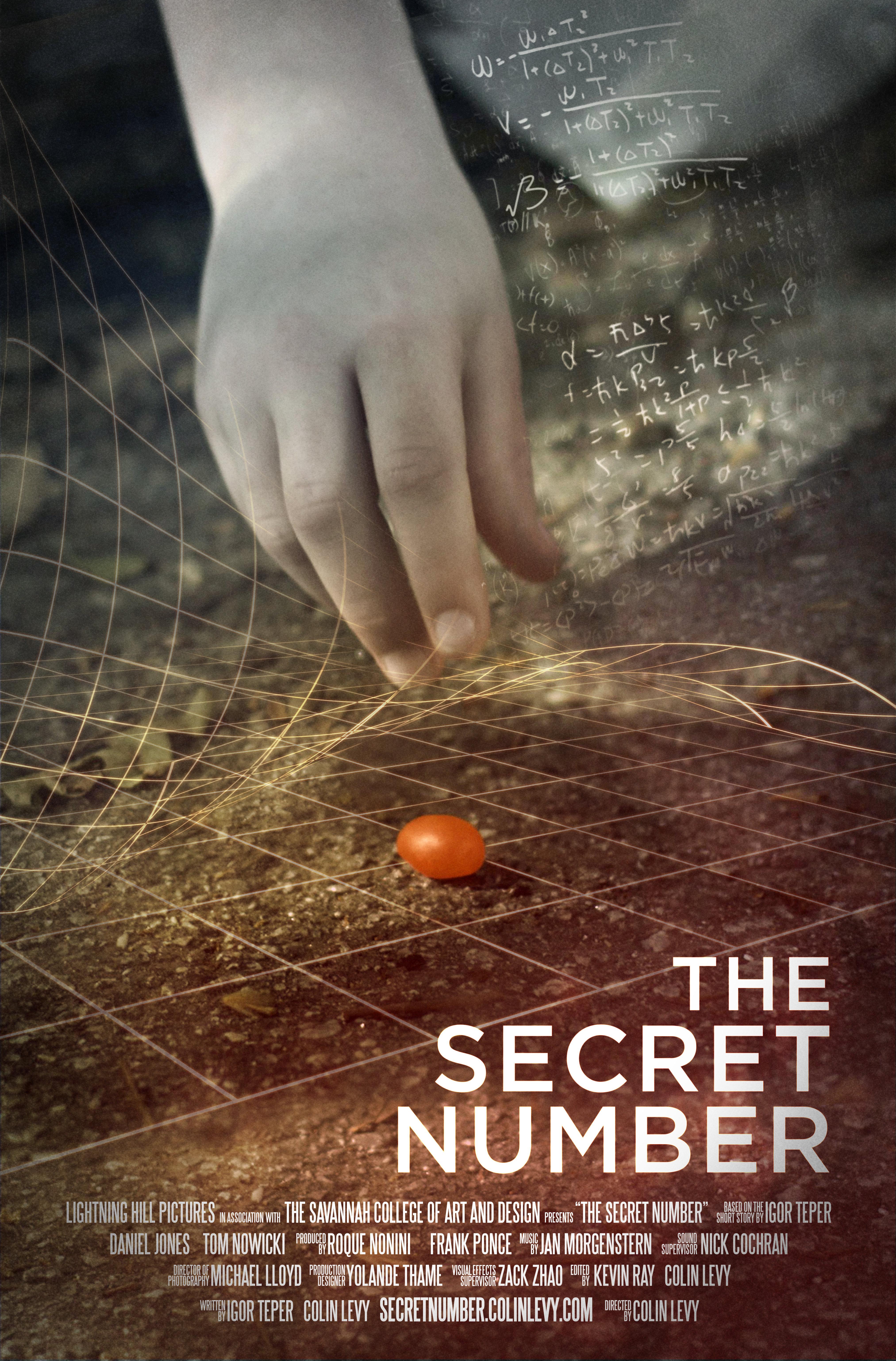 دانلود زیرنویس فارسی فیلم The Secret Number