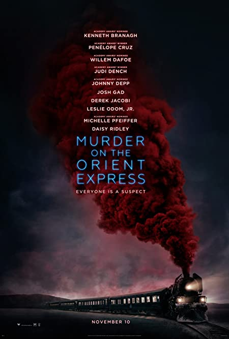 [PG-13] Murder on the Orient Express (2017) Dual Audio Blu-Ray - 480P | 720P - x264 - 300MB | 1.1GB - Download & Watch Online  Movie Poster - mlsbd