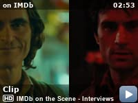 IMDb on the Scene - Interviews -- Martin Scorsese's films from the 1970s and '80s are very influential on the look and feel of 'Joker', but writer/director Todd Phillips reveals that it was an era of cinema more than a single filmmaker that inspired his and Joaquin Phoenix's take on the classic Batman foe.