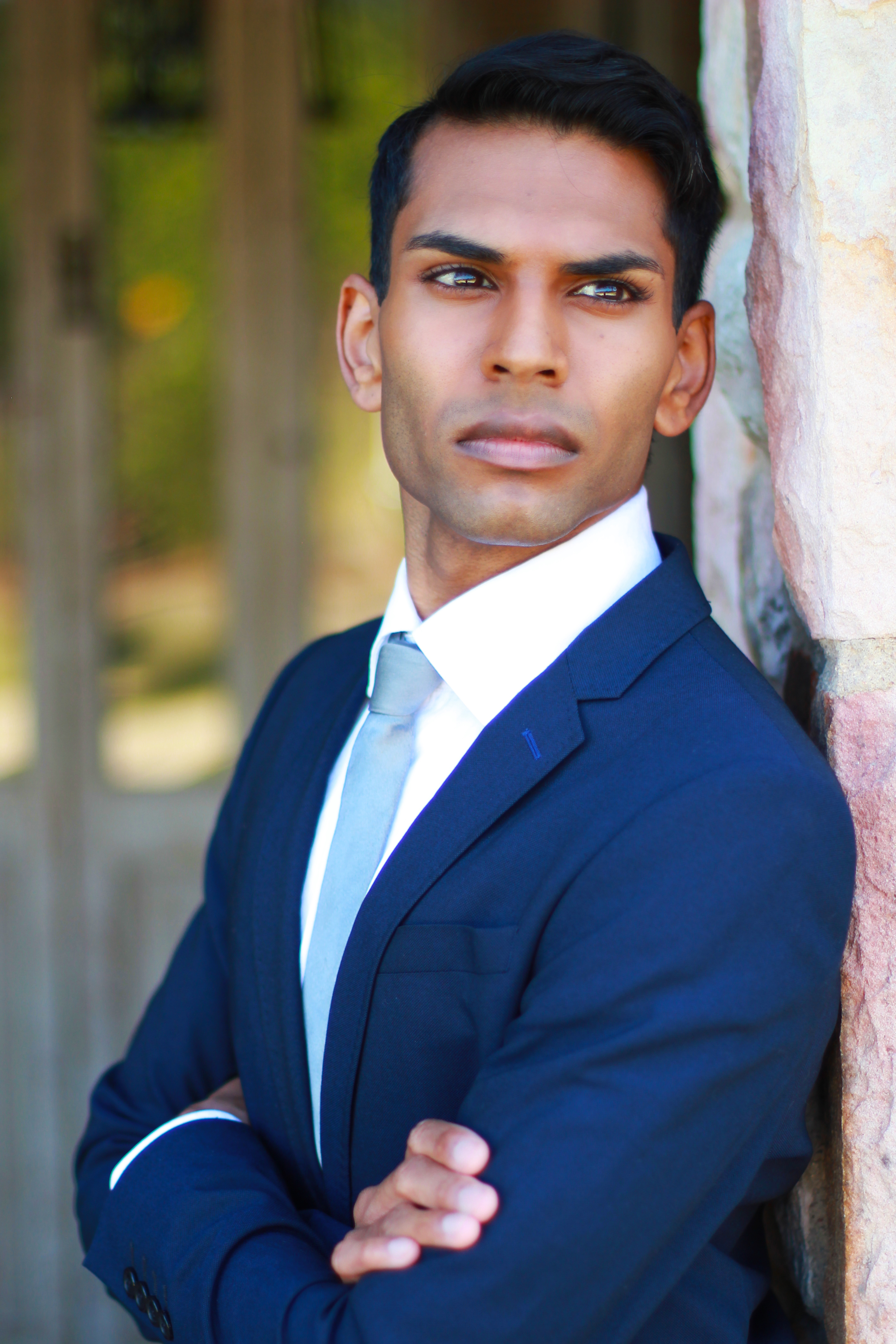 Gopala Davies - South African Indian actor and director specialising in Film and Theatre.
