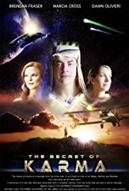 The Secret of Karma Poster