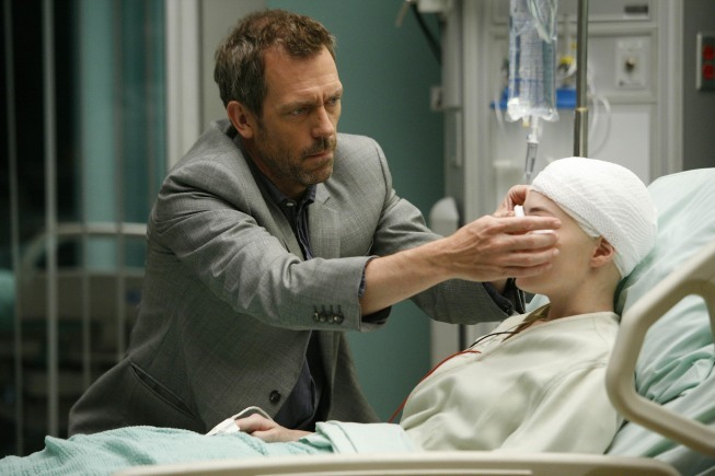 Doctor House 5×02 – Sin cáncer
