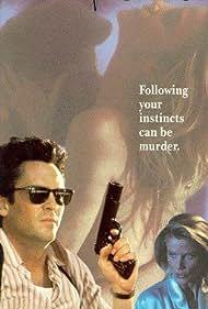 Michael Madsen and Laura Johnson in Fatal Instinct (1992)