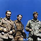 Harrison Ford, Robert Shaw, and Franco Nero in Force 10 from Navarone (1978)