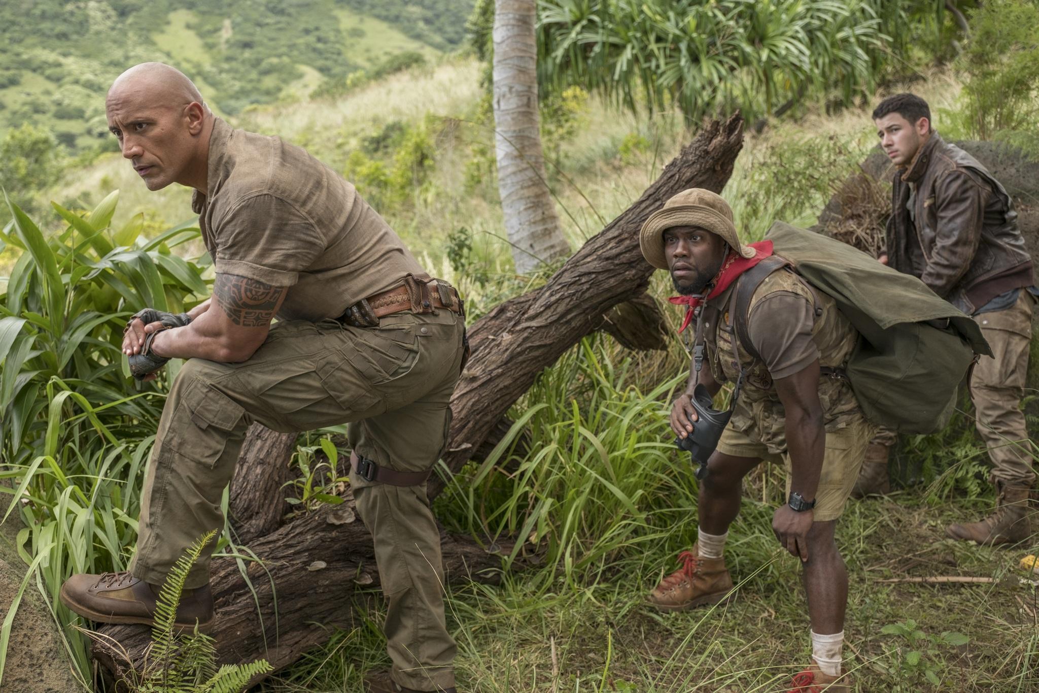 Jumanji Welcome To The Jungle 2017 Photo Gallery Imdb