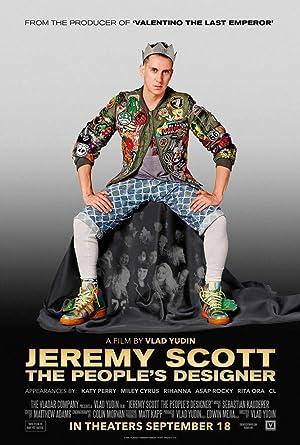 Jeremy Scott: The People's Designer | awwrated | 你的 Netflix 避雷好幫手!