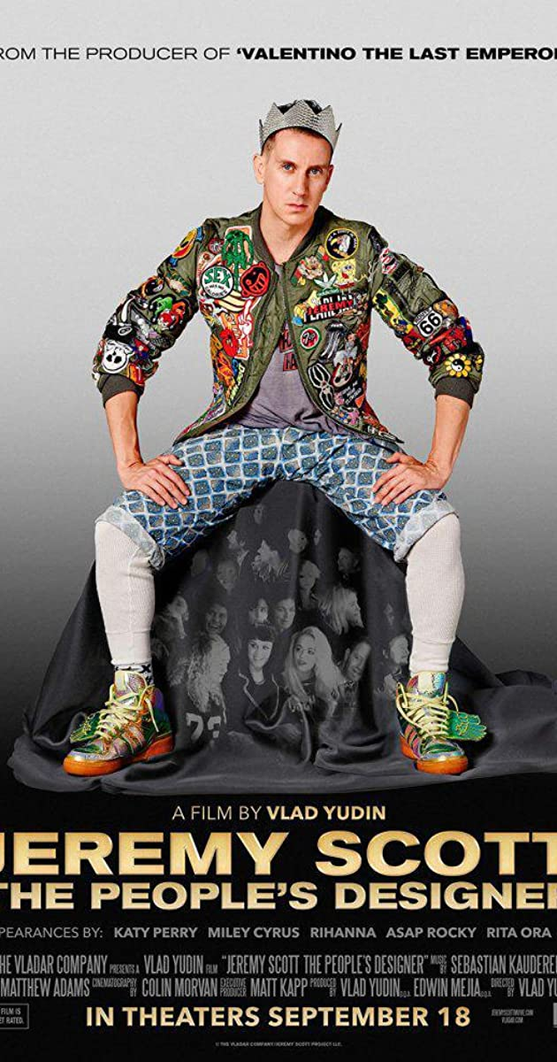 32ae831b2ba Jeremy Scott  The People s Designer (2015) - IMDb